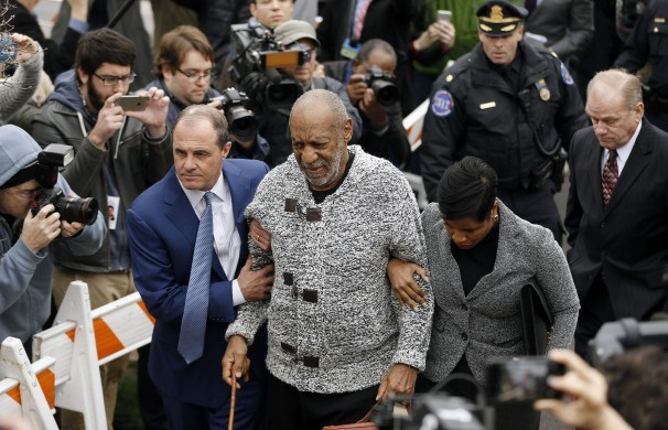 Bill Cosby breaks silence on charges
