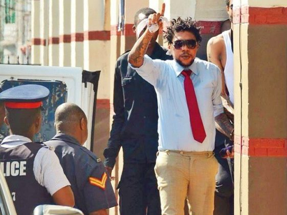 Modern Slavery: Vybz Kartel Calls Out Jamaican Government Over COVID-19 Measures