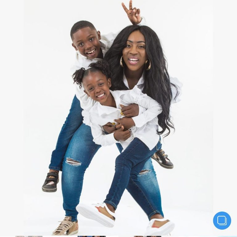 Spice Gets Pranked By Her Kids – Watch Hilarious Video