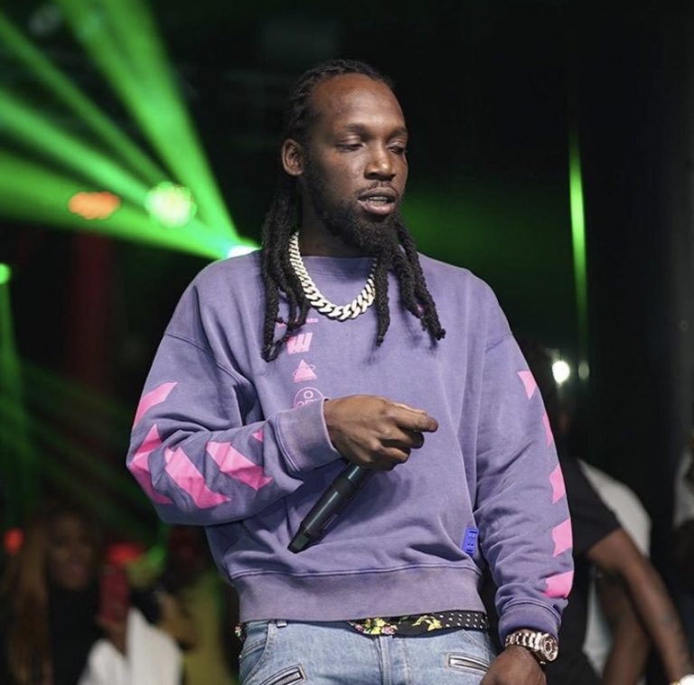 Mavado teases gritty track on the controversial Aircraft Riddim
