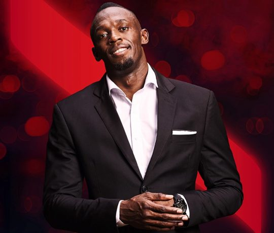 Usain Bolt Foundation Gifts Computers To Schools In Trelawny