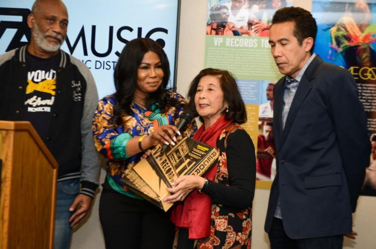 VP Records Celebrates A Musical Journey With Jamaican Consulate General