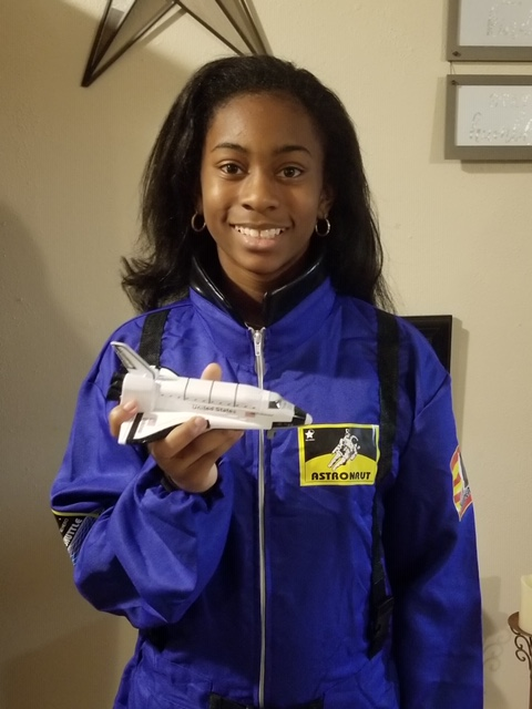 Caribbean-American Jayda Washington-Boothe is the Recipient of the 2020 NASA Rocket and Space Center Scholarship
