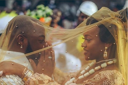Davido & Chioma's Practices For Marriage In '1 Milli'