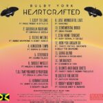Heartcrafted Tracklist