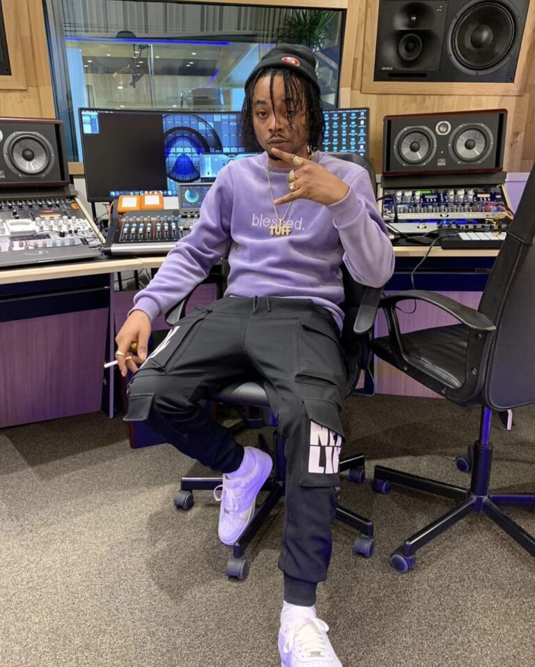 Rygin King Gives Update On Album