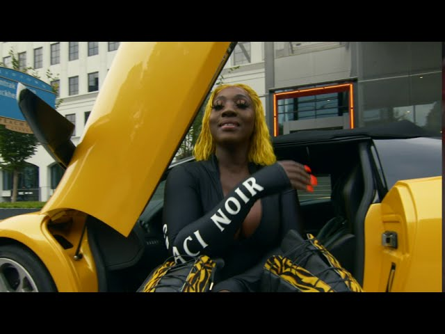 Watch: Spice's Official Graci Noir Clothing Trailer