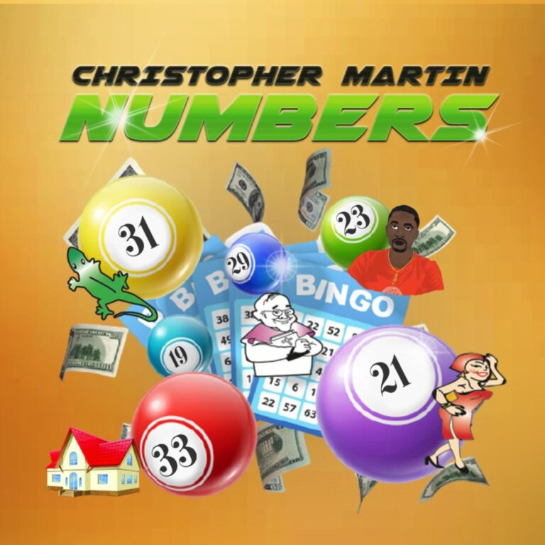 """Chris Martin Raises The Stakes This Christmas With """"Numbers"""""""