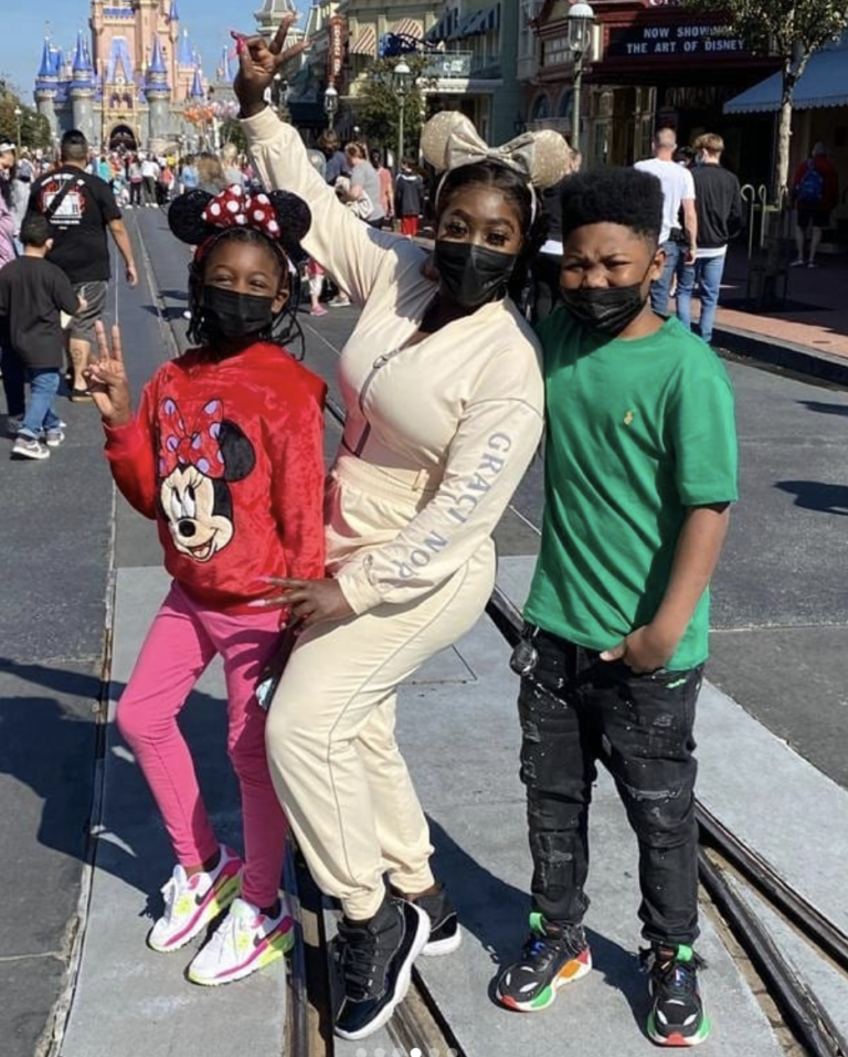 Monday Motivation: Spice Shares Humble Beginnings With Her Kids