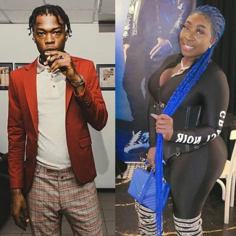Spice & Skillbeng Set To Release A Collab in 2021