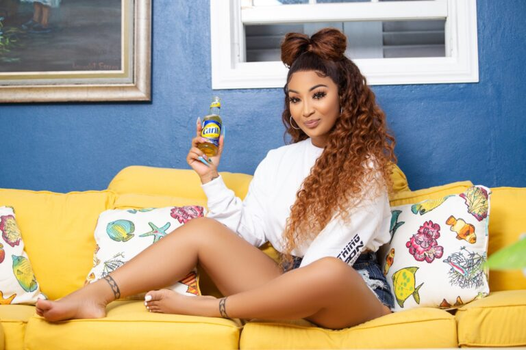 Shenseea Snags New Endorsement Deal With Carib Beer In Q1 of 2021