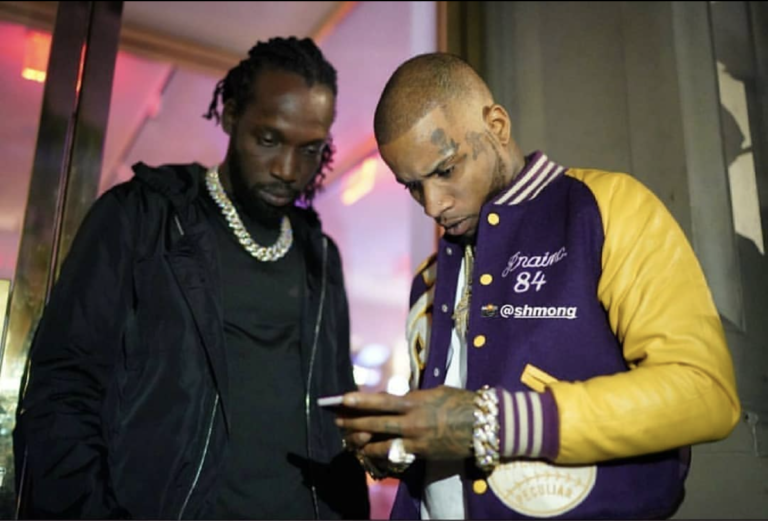 Watch: Top Highlights From Mavado, Tory lanez Latest Performance In Miami