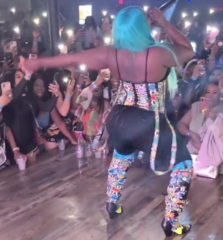 Watch: Top Highlights From Spice's Latest Performance In Panama City