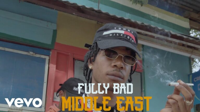"""Fully Bad Releases """"Middle East"""" Audio + Visual Combo"""