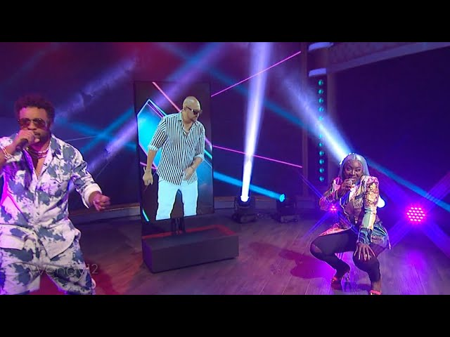 Watch: Spice Performs 'Go Down Deh' On Wendy Williams