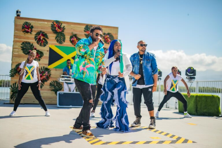 Spice, Shaggy, and Sean Paul Bring Dancehall Vibes Good Morning Britain on ITV1!