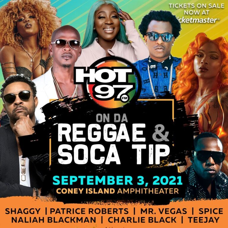On The Reggae Tip with Spice, Queen of Dancehall!
